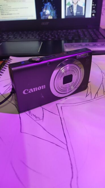 сканер canon в Кыргызстан: Продаю Canon PowerShot A2400 IS HD