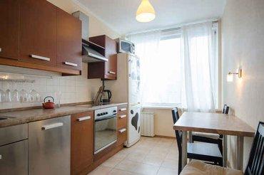 Посуточно квартира в новом стиле. Все новое. Центр.   в Бишкек