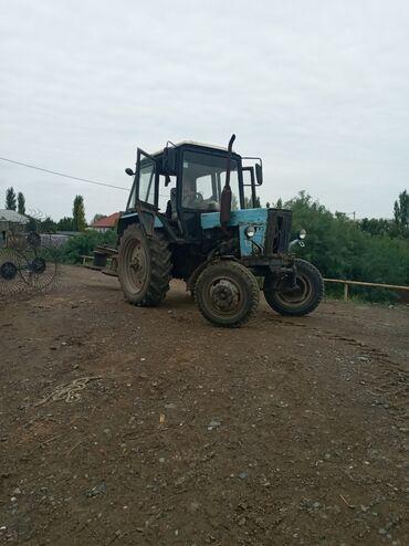82 traktor - Azərbaycan: Traktor TƏCİLİ SATILIR yaxşı vəziyyətdədir