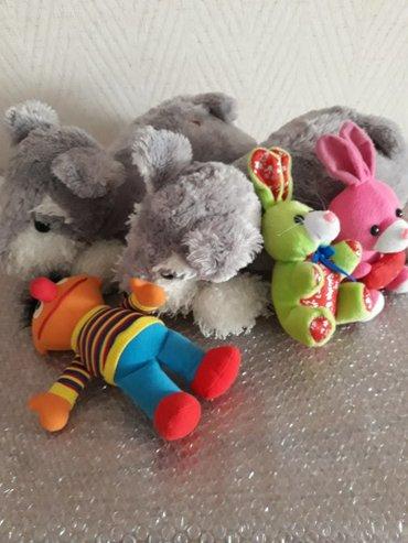 Bakı şəhərində Плюшевые игрушки продаются все