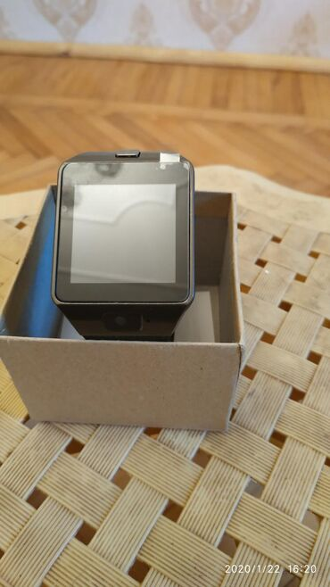 Smart watch dz09FunksiyalariSim kartYaddas kartiMp3KameraVe diger
