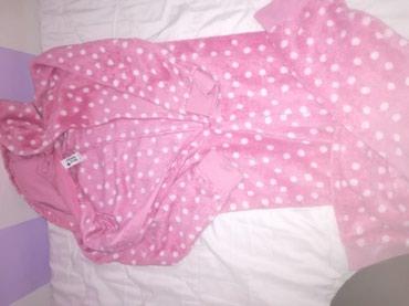 Ostala dečija odeća | Obrenovac: Pizama cebasta iz jednog dela kupljena u H&M vel 10