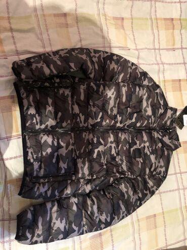 Maskirna jakna, nova Velicina S