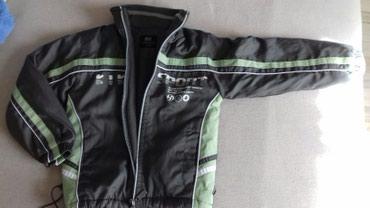 Benetton jakna - Pozarevac: Jakna poludebela za prelazni period velicina2 kao nova