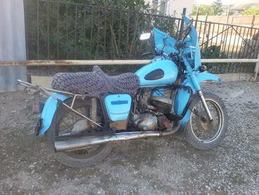 62 elan | NƏQLIYYAT: Salam. İşlək 2 silindirli motosikletdir. Razılaşmaq olar