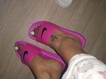 Roze Nike papuce ponovo dostupne u svim brojevima od 36 do 40 1100