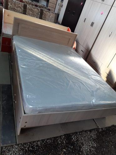 Новые шикарные двух спальных кровати в Бишкек