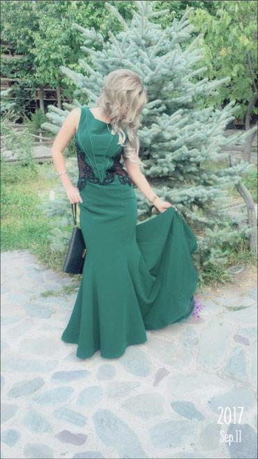 Шикарное платье от CosmoBella брола дорого, отдам за 6000,размер 36-38 в Бишкек