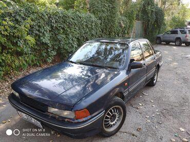 Mitsubishi в Бишкек: Mitsubishi Galant 1.8 л. 1990 | 250 км