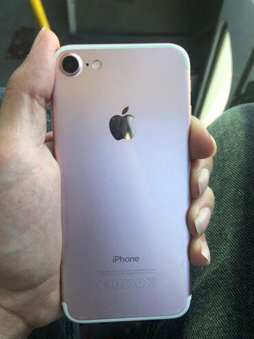 alfa romeo spider 32 mt - Azərbaycan: İşlənmiş iPhone 7 32 GB Cəhrayı qızıl (Rose Gold)