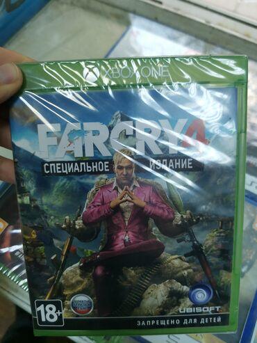 one plus one - Azərbaycan: XBOX ONE farcry 4