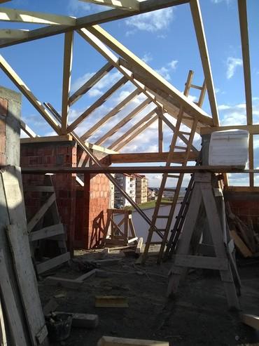 Izvođenje svih vrsta građevinskih radova od temelja do - Crvenka