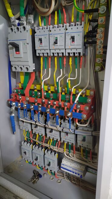 Electrician | Installation of wiring, Electric installation work | 3-5 years experience