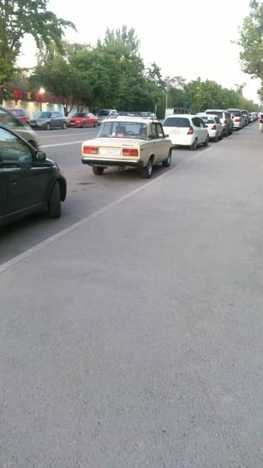 ВАЗ (ЛАДА) 2107 1986 в Бишкек