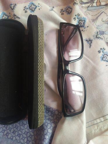 Спорт и отдых - Каракол: Продаю очки хамелеон размер (-1, 25_30) сост норм город каракол