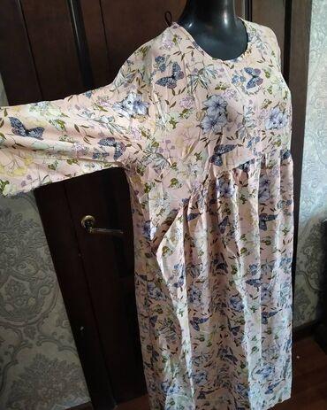 Платья - Красный - Бишкек: Платье 7XL