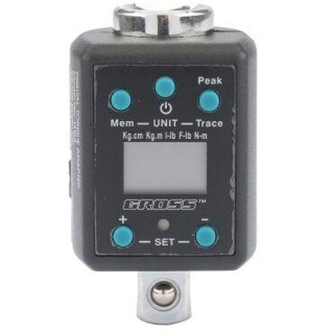 Ключ адаптер динамометрический электронный 40-200 Нм, 1/2 Gross.  Элек