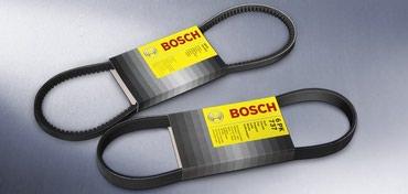 Ремни Bosch со скидкой 25%.  на машины SM104, S, в Бишкек