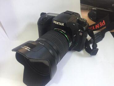 удобный фотоаппарат в Кыргызстан: Продаю японский профессиональный зеркальный фотоаппарат Pentax K20D. С