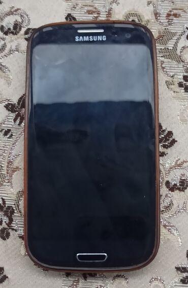 Samsung galaxy s3 9300 - Азербайджан: Б/у Samsung I9300 Galaxy S3 16 ГБ Черный