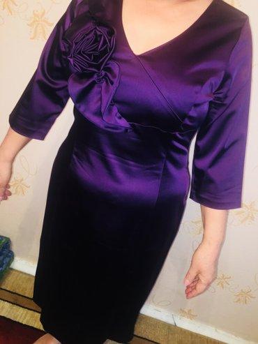 Продаю платье турция,одевали один раз, размер на 48, брали за 7 тыс от в Бишкек
