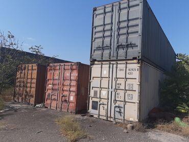 anbarın icarəsi - Azərbaycan: 12m lik anbar konteynerlərin satışı və icarəsi