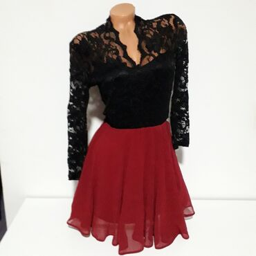 Haljine | Obrenovac: ZACK Prelepa haljina vel 10 Po mojoj proceni to je vel M