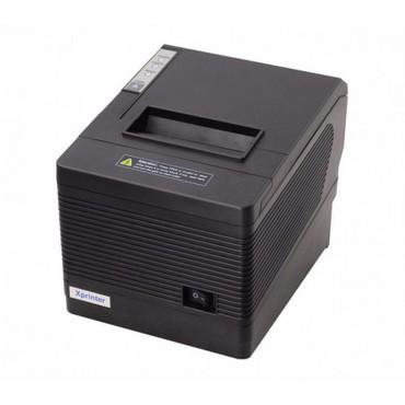 Принтер для чека модель  Xprinter Q260 (Ethernet в Бишкек