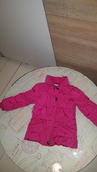 Dečije jakne i kaputi | Paracin: Jaknica za devojcice topla kao nova velicina 3