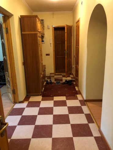 Сдаётся 3х комнатная квартира Советская/Боконбаева 550$ торг в Бишкек - фото 3