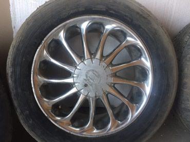 Продаю диски универсальные R17 235/55 с в Бишкек