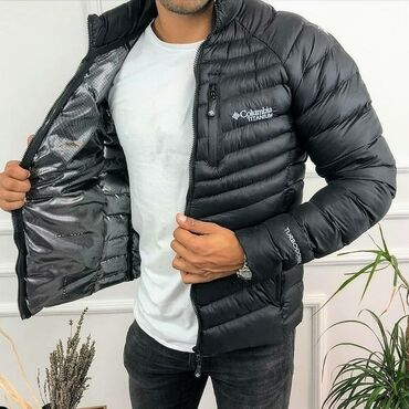 Novo, original Columbia titanium jakna
