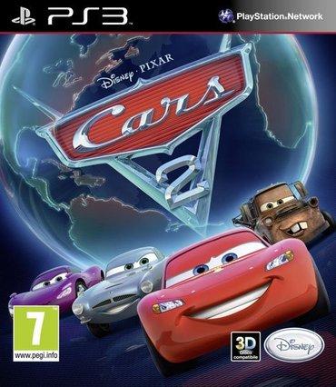"""Bakı şəhərində """"Cars - 2"""" Игра для PS3"""