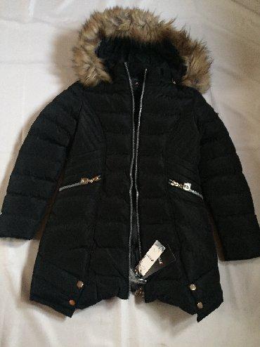 Zimska-jakna-topla-xl - Srbija: Jakna zimska postavljena i topla nova sa etiketom velicina. XL