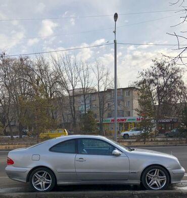 Mercedes-Benz CLK-Class AMG 3.2 л. 2001 | 190000 км