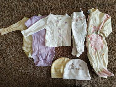 для-новорожденных в Кыргызстан: Бодики,слипик,шапочки,костюм для новорожденныхПродается