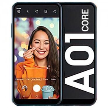 detskaya obuv na kabluke в Азербайджан: Samsung Galaxy A01 Core  Qiymət - 185 AZN  1 il Rəsmi zəmanətli  Qeyd