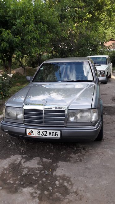 Mercedes-Benz 300 1992 в Узген