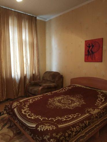 Квартира район шлагбаума два часа 400 в Бишкек