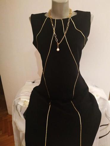Haljina-svecana - Srbija: Crna svecana haljina