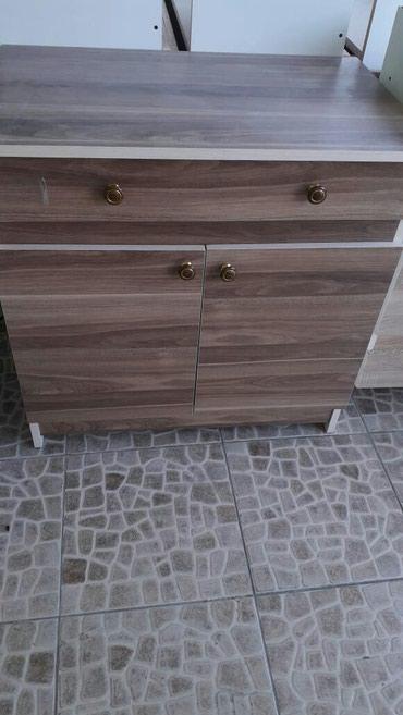Metbex wkafi 50×80 olculu ela secim catdirilma var anbardan satiw в Bakı