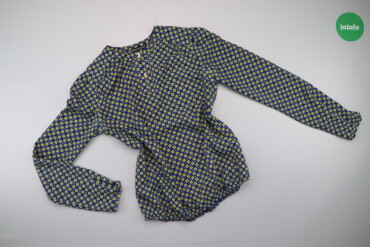 Рубашки и блузы - Размер: M - Киев: Жіноча блуза з принтом Sisline, p. M    Довжина: 62 см Ширина плечей