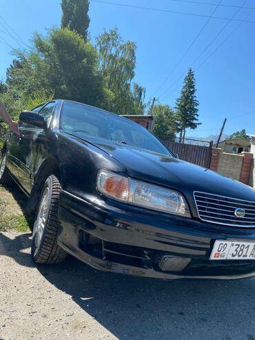 Транспорт - Теплоключенка: Nissan Cefiro 2 л. 1995   100000000 км