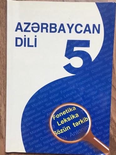 Azerbaycan dili 5