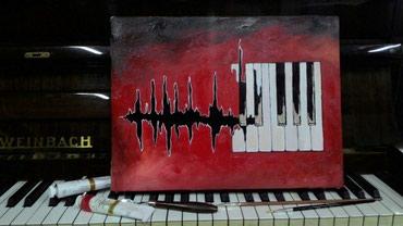 piano satisi в Кыргызстан: Настройка, ремонт пианино! фортепианная мастерская PIANO оказывает вс
