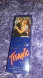 Luca bossi just call me titanic edt , 100 ml - malo korišten. Miris - Zrenjanin