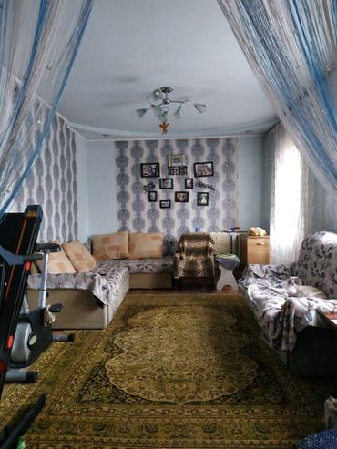 Продаю пол дома, 3 спальни, в Бишкек