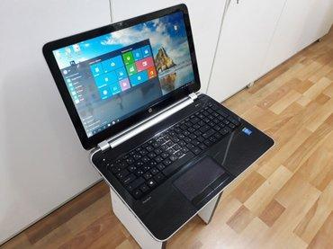 Bakı şəhərində HP 15 i7 4Cu nesıl.RAM 8GB.NVIDA 2GB.HDD 1TB