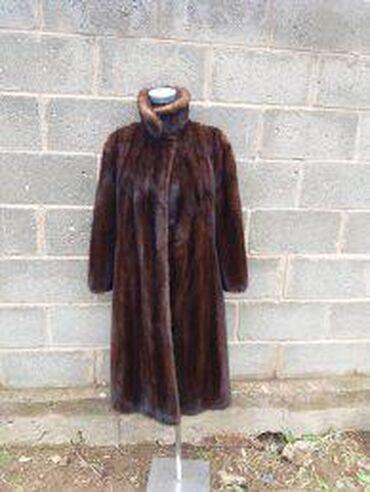 Женская одежда в Корумду: Норковая шуба хорошего качество размер 48 идет цена тдам