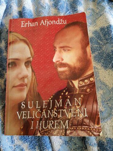 Knjige, časopisi, CD i DVD | Ivanjica: Sulejman velicanstveni